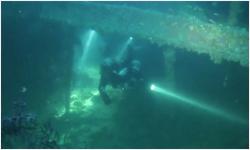 Buceo t�cnico en el SS Stanfield - 2012
