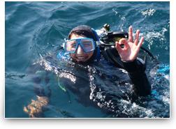 Curso de buceo OWD - Open Water Diver
