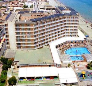 hotel entremares manga murcia: